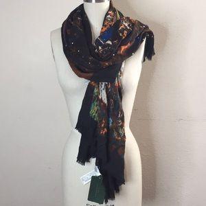 New Zara Blanket Scarf